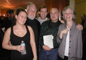 Lorelei, Lowry Burgess, Dan Goods, Frank Pietronigro and Margaret Myers